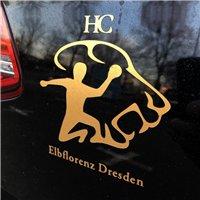 HCE Autoaufkleber